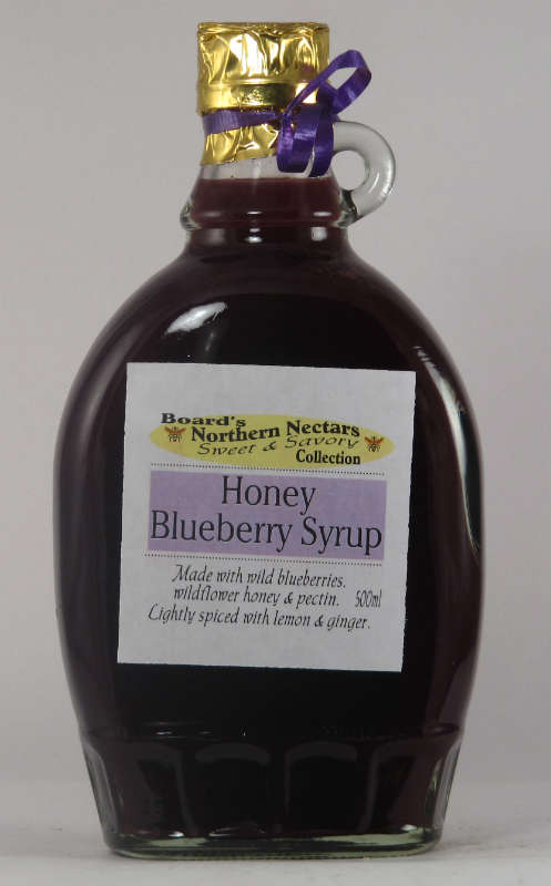 Blueberry Syrup (500g)