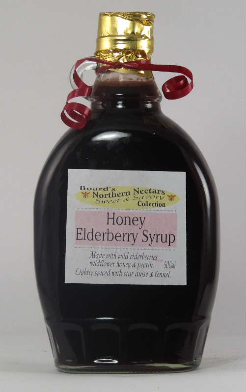 Elderberry Syrup (500g)