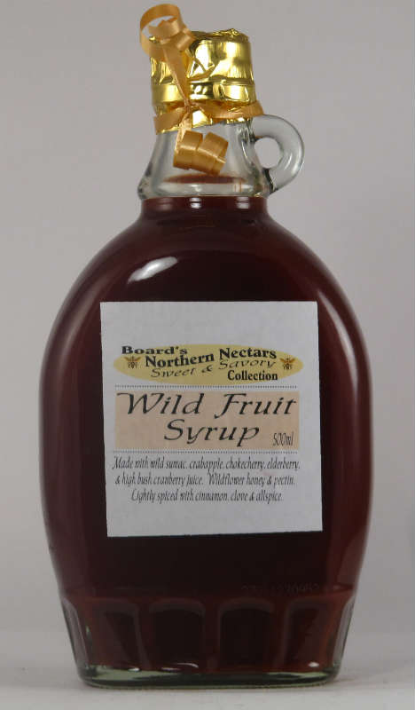 Wild Fruit Syrup (500g)